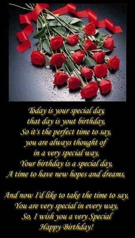 a sweet birthday poem ; 3226154dcb00ba74a77c71f35081537f