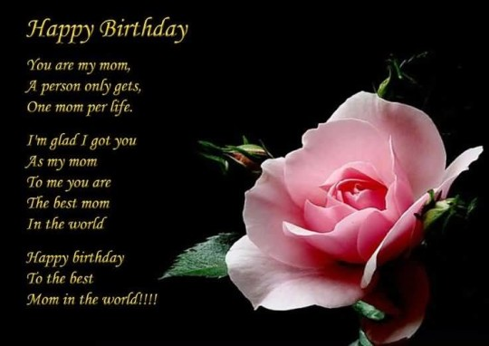 a sweet birthday poem ; Best-Birthday-Poems-For-My-Sweet-Mother-540x382
