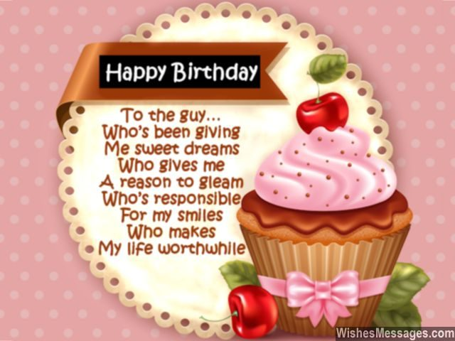 a sweet birthday poem ; Best-birthday-poem-for-him-sweet-and-cute-640x480