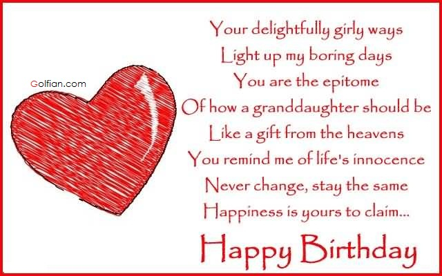 a sweet birthday poem ; Birthday-Poems-For-Lovely-Granddaughter