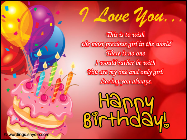 a sweet happy birthday message to your girlfriend ; birthday-messages-for-girlfriend