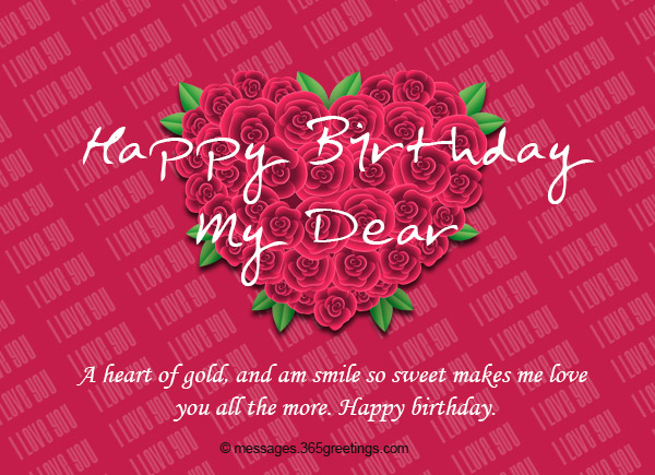 a sweet happy birthday message to your girlfriend ; birthday-wishes-for-girl-friend-12