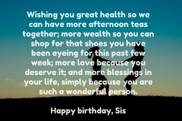 an inspirational birthday message ; inspirational-birthday-message-for-sister-in-law