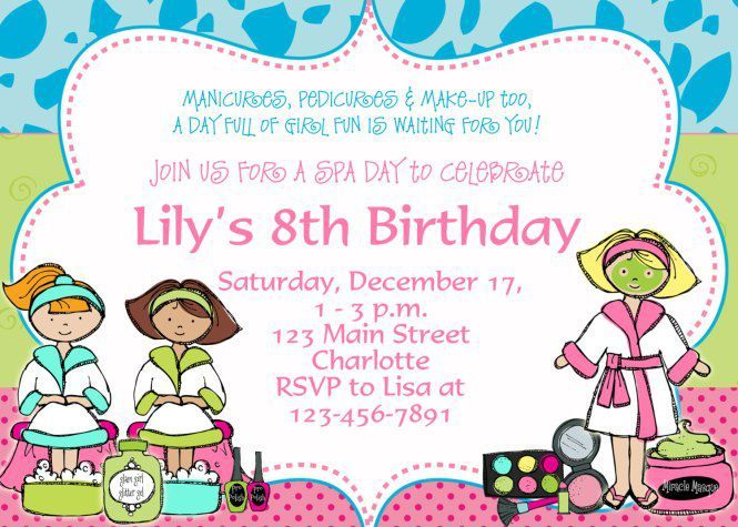 an invitation card for a birthday party ; invitations-cards-for-birthday-parties-101-best-birthday-party-invitations-images-on-pinterest-birthday