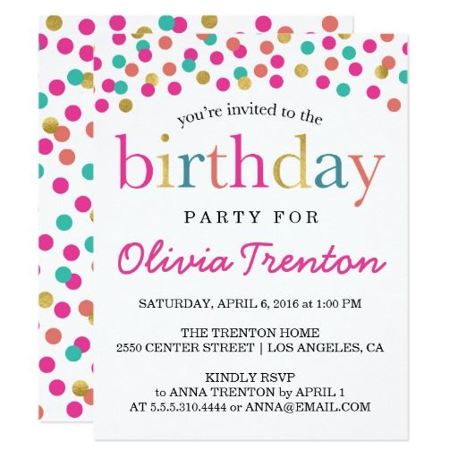 an invitation to birthday party ; Birthday-party-invitations-for-a-engaging-party-invitation-design-with-engaging-layout-14