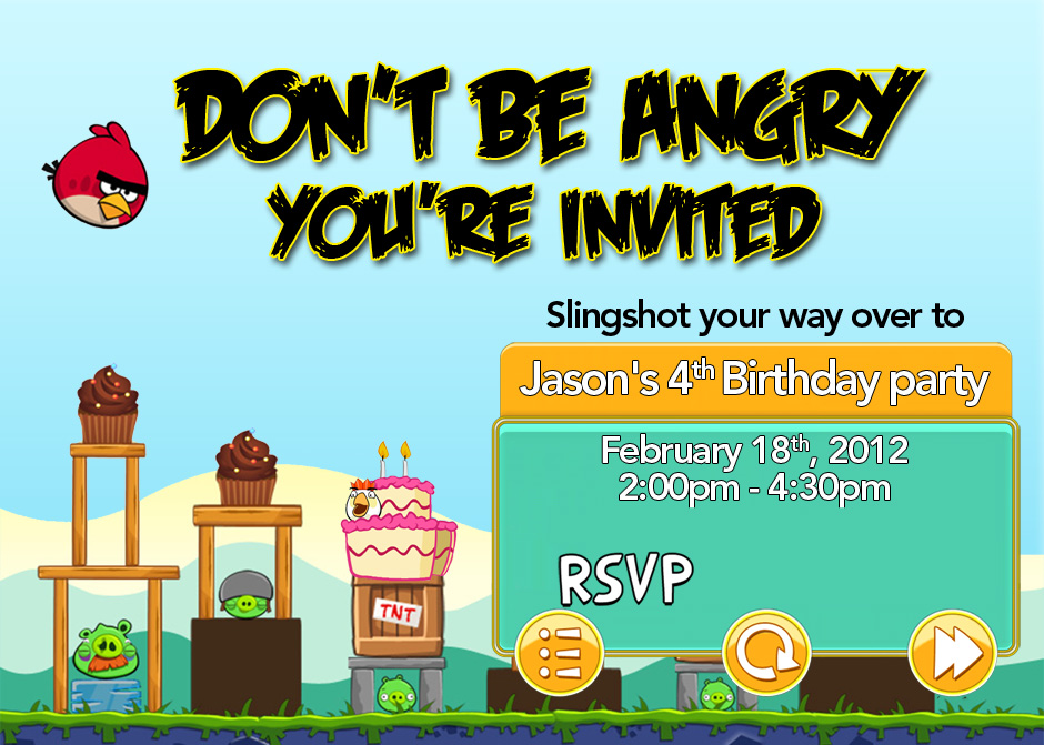angry bird birthday invitation card ; angry-birds-birthday-invitation-cards