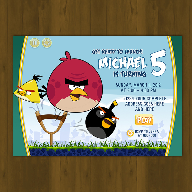 angry bird birthday invitation card ; angry_20birds_20birthday_20invitation_20card_20no_20photo_original