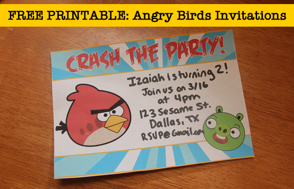 angry birds birthday party invitations printable ; angry-birds-party-invitations-as-an-alternative-for-your-surprising-Party-invitations-19