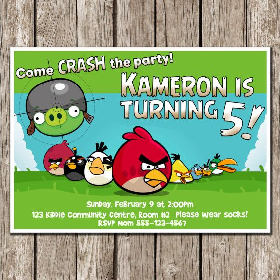 angry birds birthday party invitations printable ; c728a471566b6f5cb3ef8c3cdee83c7e
