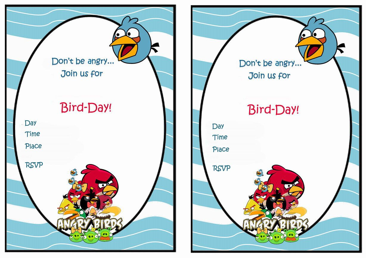 angry birds birthday party invitations printable ; e5fd2b89d04939a12818800bb517794c