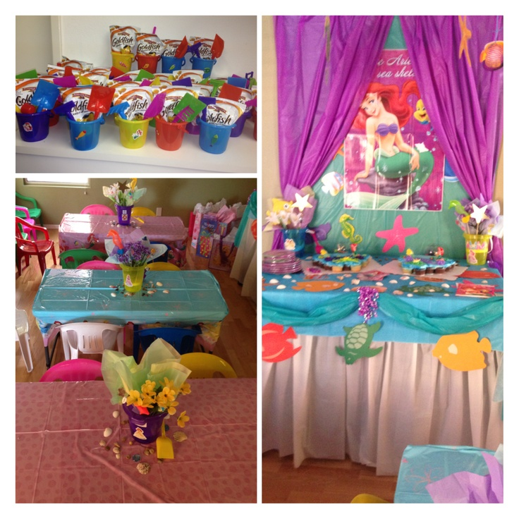 ariel birthday party ; a85c704a36fe16f5fa130639a409c676--mermaid-birthday-party-ideas-little-mermaid-birthday