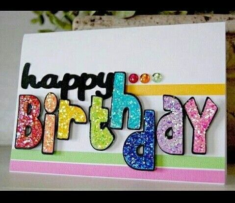 artistic birthday card ideas ; 9845a7995f0f0b4da36350f8c65f966a