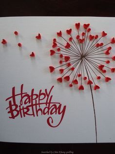 artistic birthday card ideas ; b95580d54a5998226294067e2b58581f