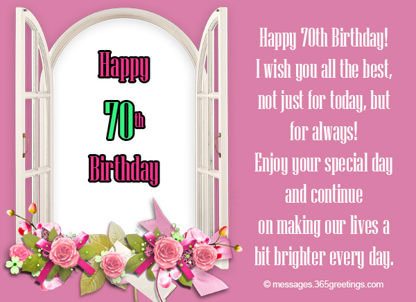 auntie 70th birthday card ; 70th-birth-day-wishes-03