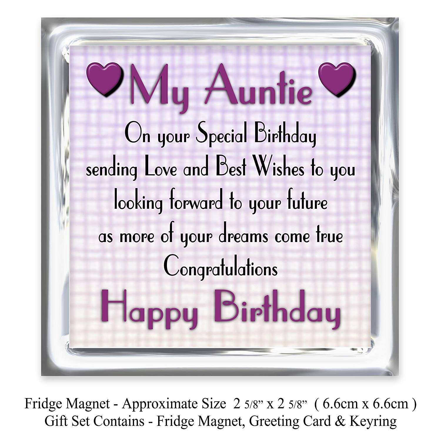 auntie 70th birthday card ; 91sJv37N0BL