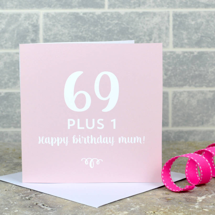 auntie 70th birthday card ; original_personalised-70th-birthday-card