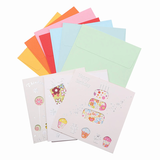 automatic birthday card service ; automatic-birthday-card-service-inspirational-6card-6envelope-lot-cartoon-mini-greeting-card-thank-you-card-of-automatic-birthday-card-service-1