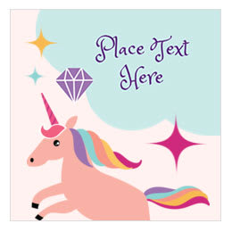 avery birthday card template ; unicorn-party-square-label-0430-01-24