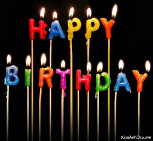 b day pic ; happy-birthday-candle-light