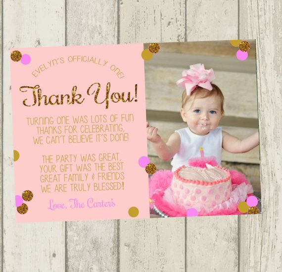 baby 1st birthday card wording ; First-Bir-Epic-1st-Birthday-Thank-You-Card-Wording