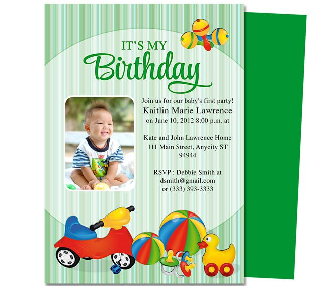 baby birthday invitation templates ; 38cc58d434e3205c61d2d4af0f5fdbdb--printable-invitations-birthday-invitations