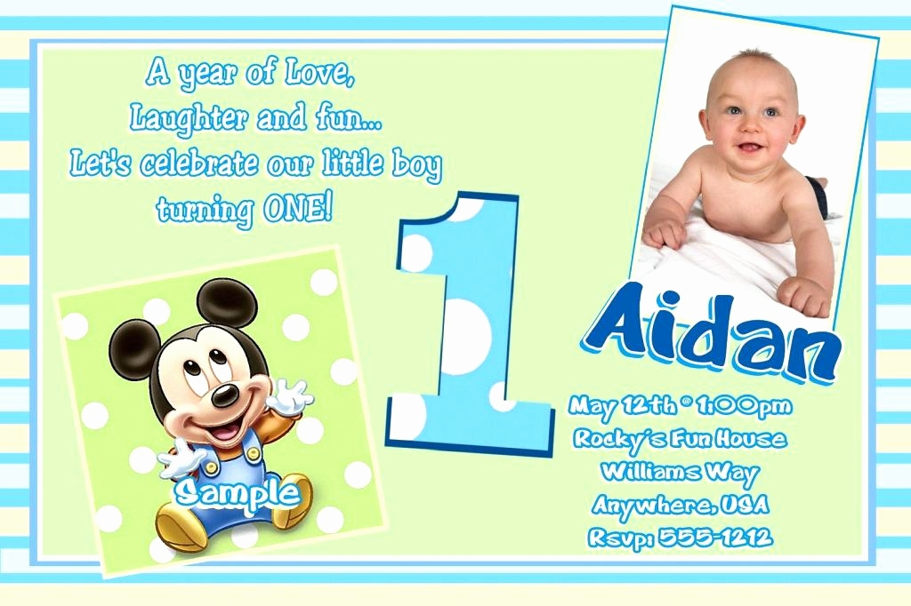 baby first birthday invitation templates free ; baby-mickey-mouse-invitations-awesome-mickey-mouse-1st-birthday-invitation-template-free-oyle-kalakaari-of-baby-mickey-mouse-invitations