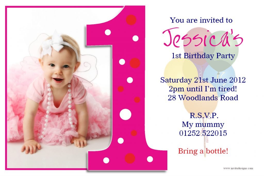 baby first birthday invitation templates free ; birthday-invitation-card-maker-online-free-birthday-invitation-cards-for-1st-birthday-orderecigsjuice-info
