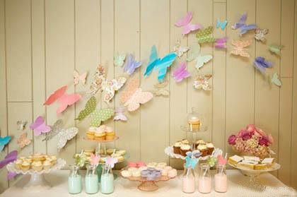 background decoration for birthday party at home ; Wedding-Wedding-candy-boxes-decorated-studio-photography-props-background-birthday-party-decoration-Home-decoration-butterfly