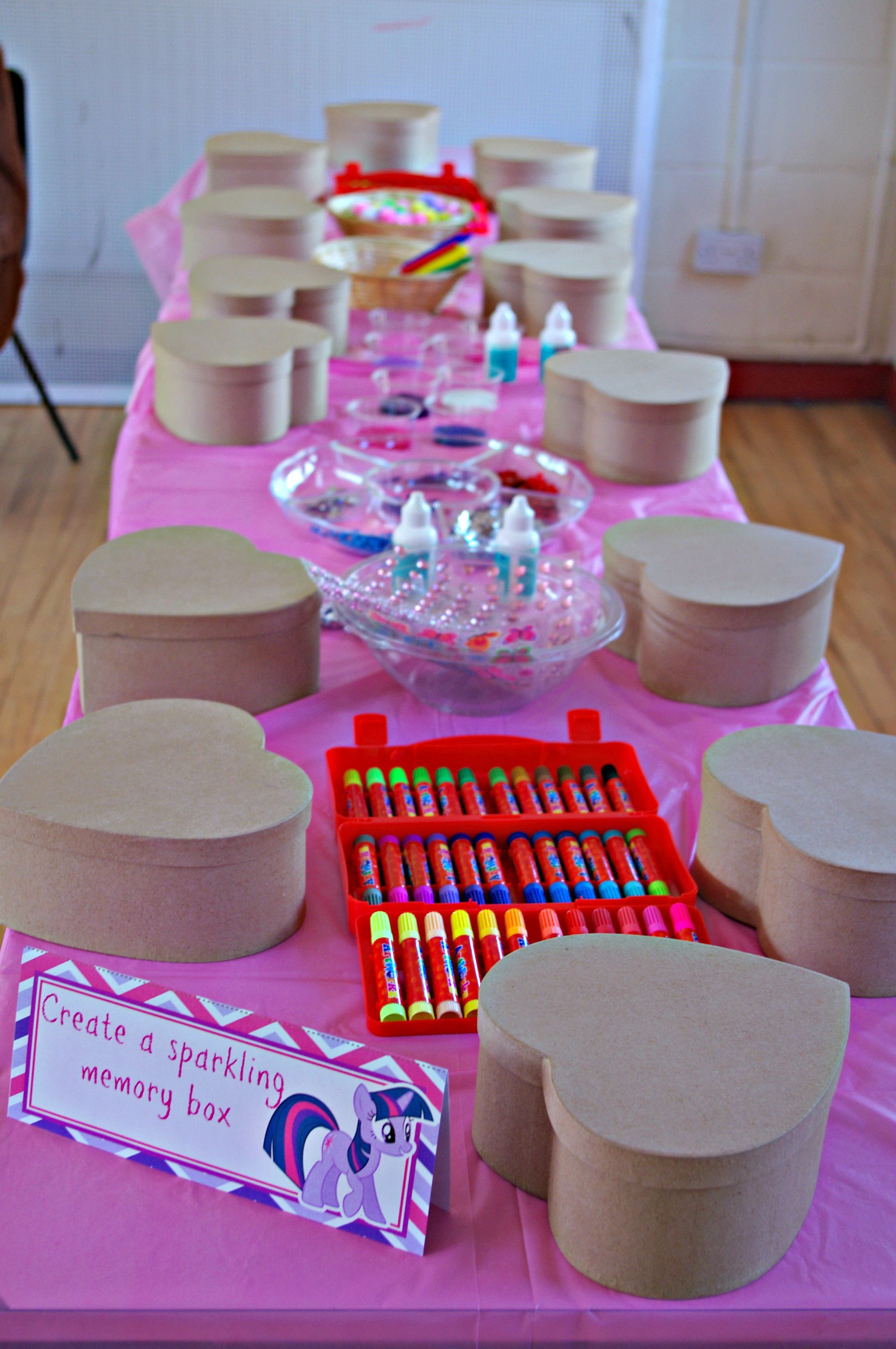 baking birthday party activities ; 4c823ac5bdb4964a403b62d8920ee087