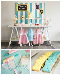 baking birthday party activities ; 5dfd156d537a4056e05ed6cfdaaab70d--ideas-party-theme-ideas