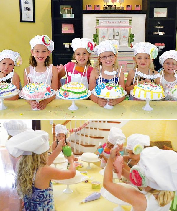 baking birthday party activities ; 6d8aeb7f9f7631da764002a78dc514e3