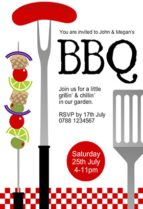 bbq birthday party invitation templates ; bbq-party-invitation-template-charming-Party-invitations-is-your-masterpiece-1