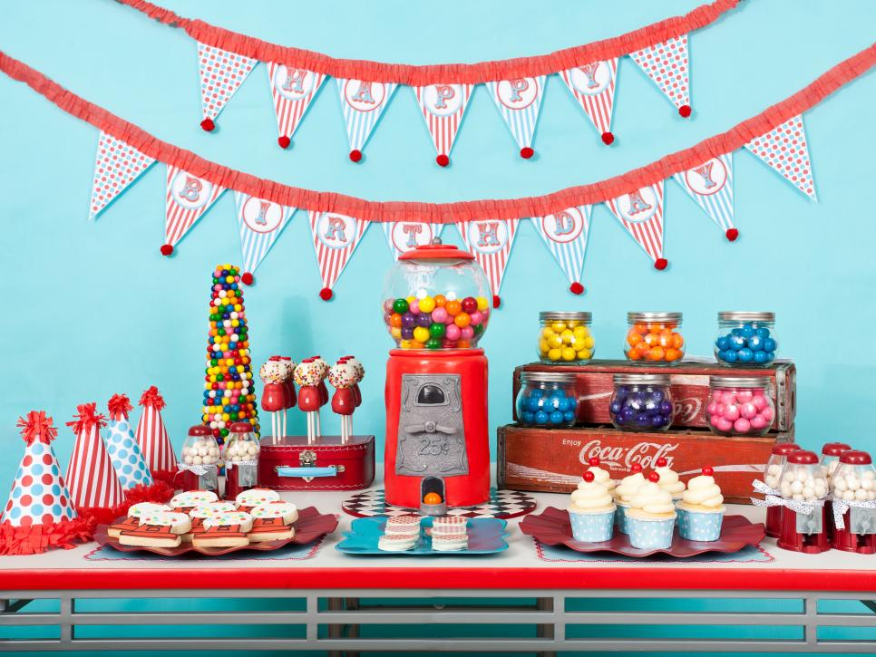 bday decoration ideas ; 1400960308778