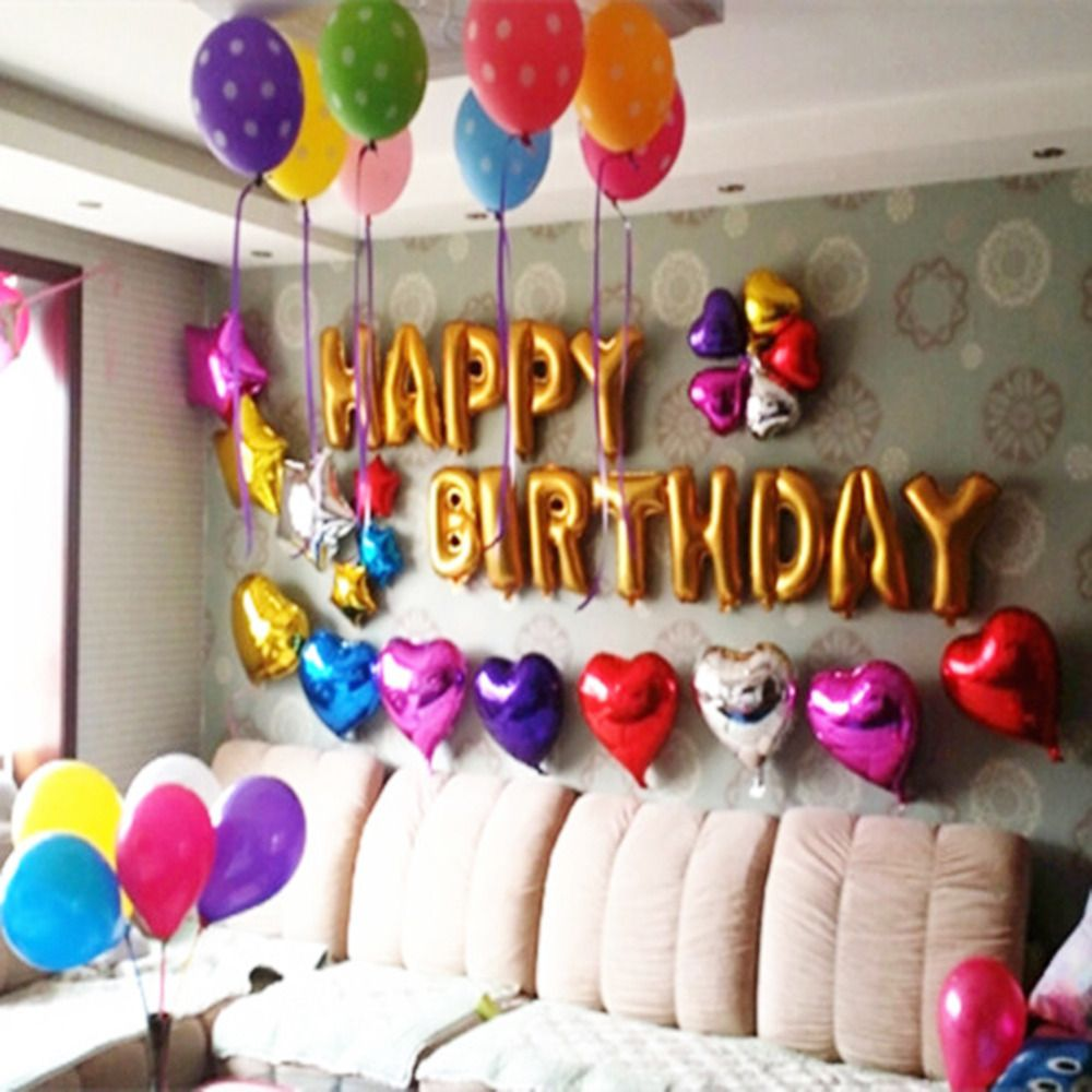 bday decoration ideas ; 2b4f8f4fe684fe715f19251e33d98d5e