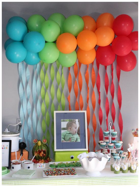 bday decoration ideas ; 49d90affefd0f1bdd76b3b9c7fa748a0
