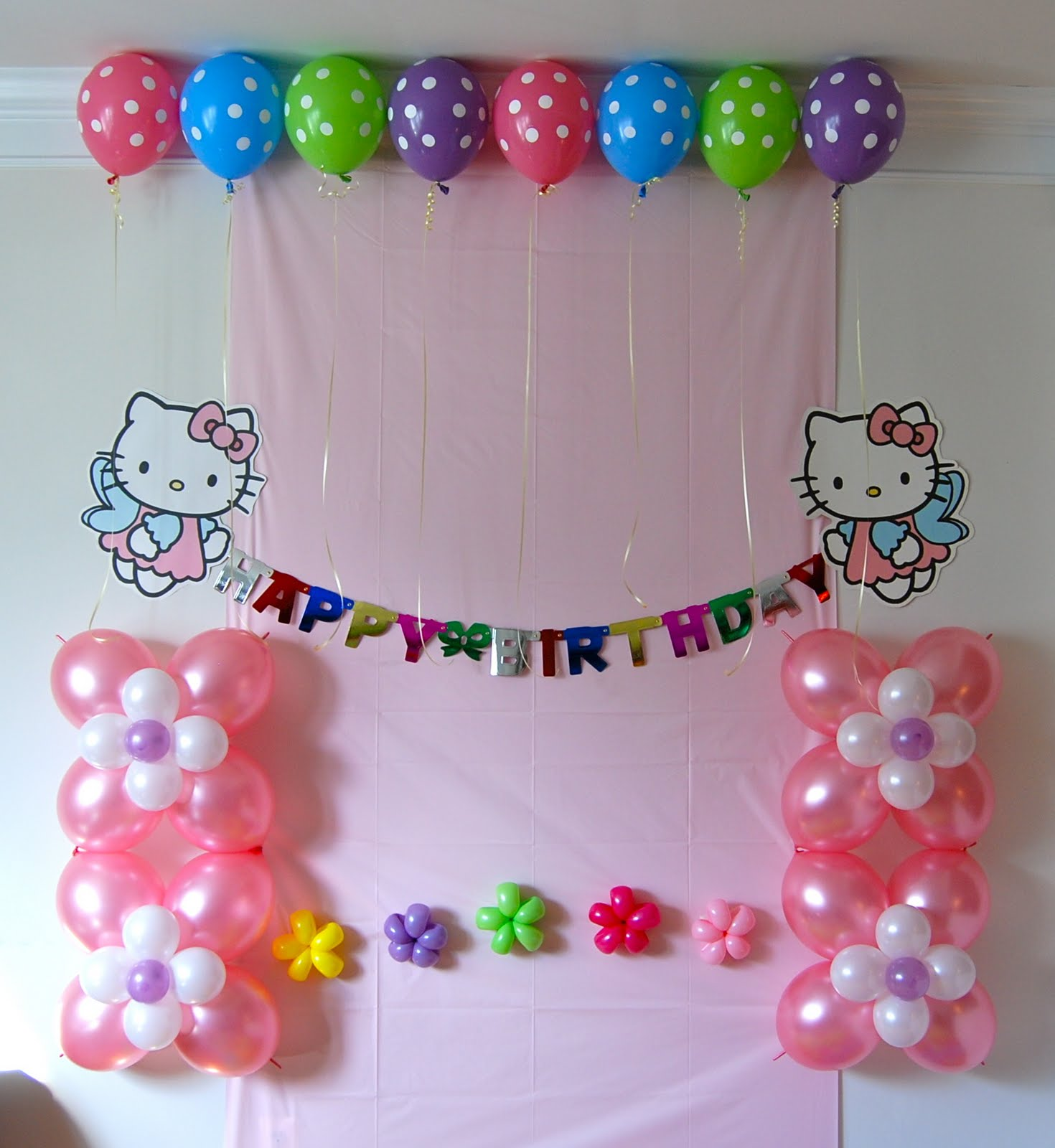 bday decoration ideas ; Birthday-Decor-Ideas-Simple-Birthday-Wall-Decoration-Ideas