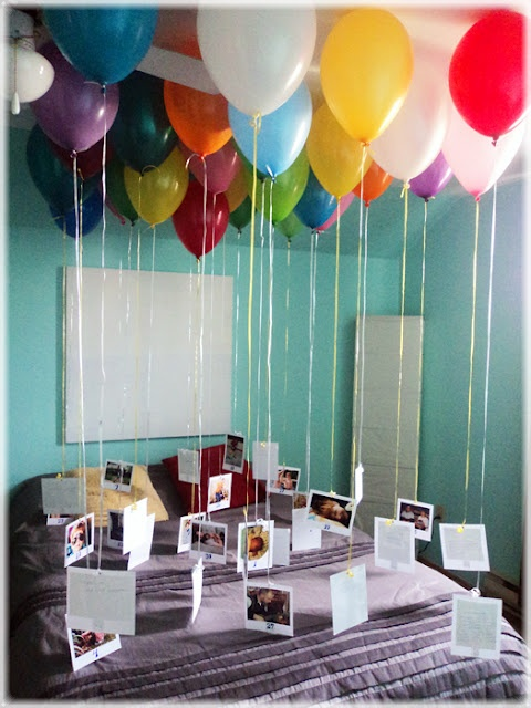 bday decoration ideas ; bday-balloon-idea-1