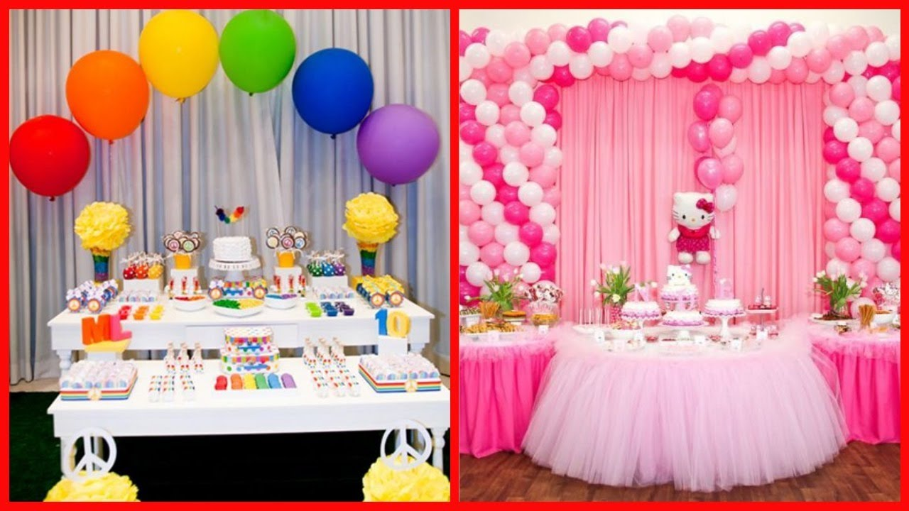 bday decoration ideas ; maxresdefault
