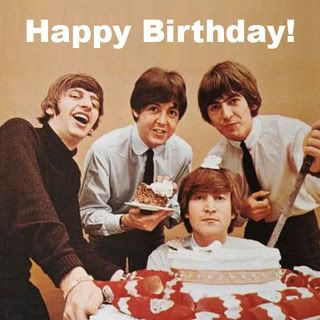 beatles today is your birthday card ; beatles-birthday-card-75144942dbac7ccf4e1fa72a9af6c823