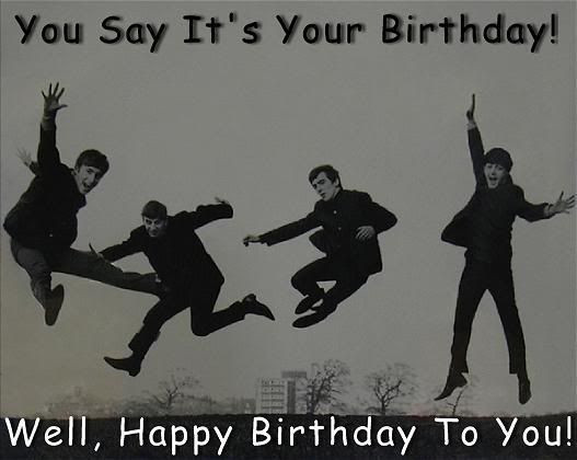 beatles today is your birthday card ; beatles-happy-birthday-card-unique-beatles-happy-birthday-of-beatles-happy-birthday-card-1
