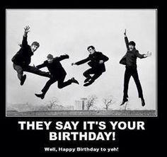 beatles today is your birthday card ; beatles-happy-birthday-card-unique-beatles-happy-birthday-of-beatles-happy-birthday-card