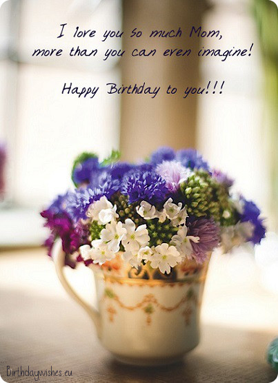 beautiful words for birthday wishes ; bday-wishes-for-mom