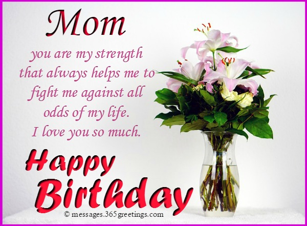 best birthday message for mother ; birthday-messages-for-mom