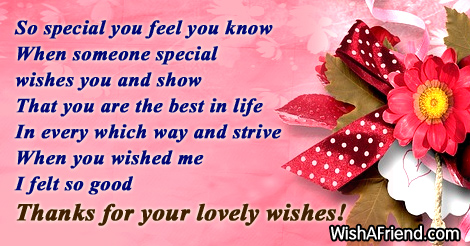 best birthday message for someone special ; 13167-thank-you-for-the-birthday-wishes