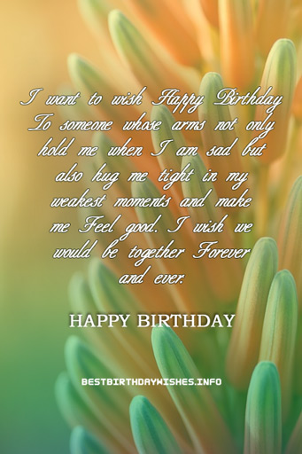 best birthday message for someone special ; romantic-birthday-wishes