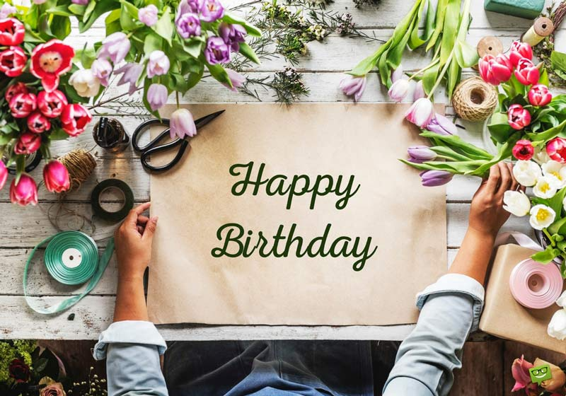 best birthday wishes ; Happy-Birthday-picture-for-friend-who-loves-flowers
