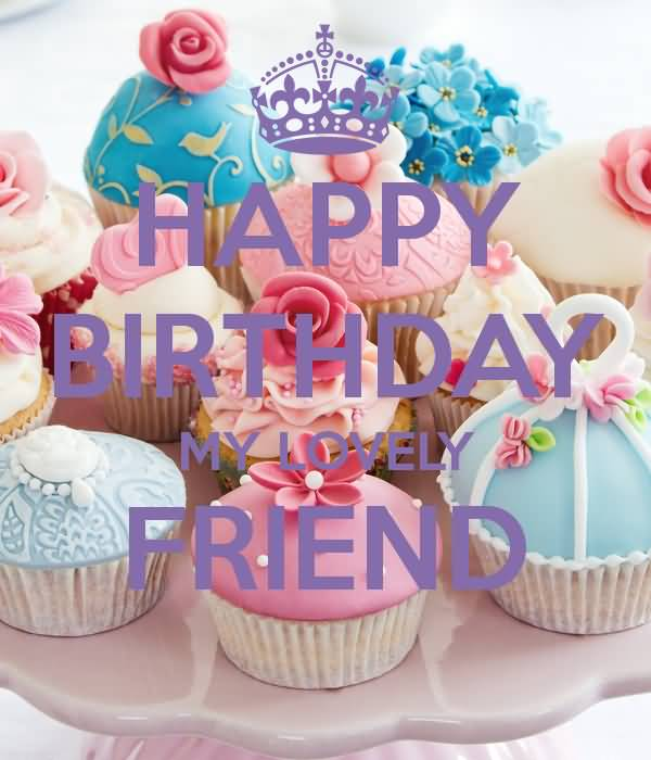 best friend birthday cupcakes ; fabulous-all-cup-cakes-birthday-wishes-for-best-friend