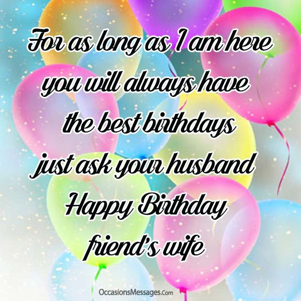 best happy birthday message for wife ; Birthday-Messages-for-Friends-Wife