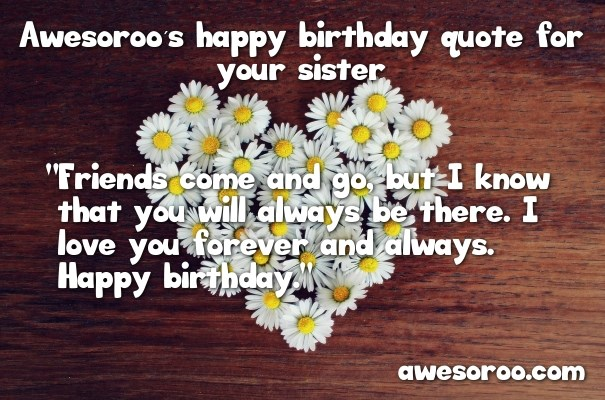 best way to wish happy birthday to sister ; birthday-wish-for-sister