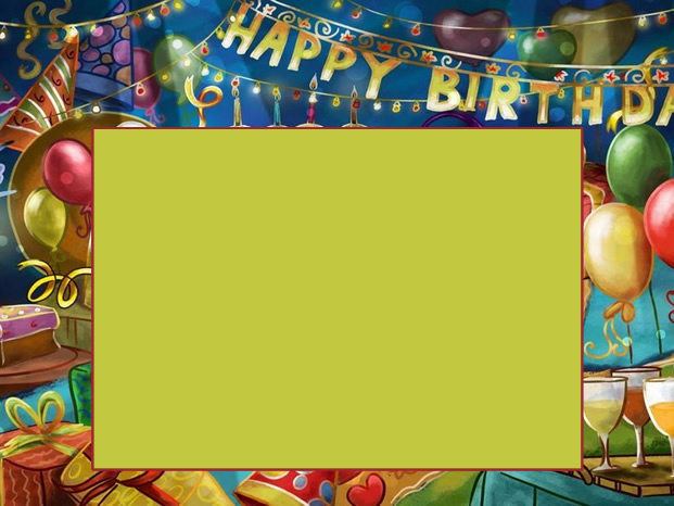 big picture frames for birthday parties ; 082C53_fun-birthday-borders-balloonsgreetingborder